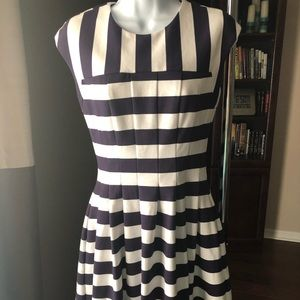 Vince Camuto nautical dress size 2